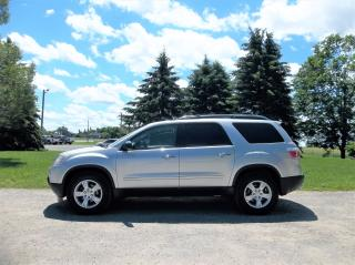 Used 2008 GMC Acadia SLE- 7 PASSENGER for sale in Thornton, ON