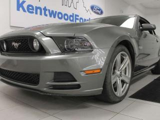 Used 2014 Ford Mustang GT RWD 5.0L with heated power seats for sale in Edmonton, AB