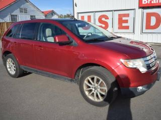 Used 2009 Ford Edge SEL 4dr All-wheel Drive for sale in Brantford, ON