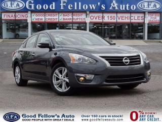 Used 2013 Nissan Altima 2.5 SL MODEL, SUNROOF, LEATHER SEATING, NAVIGATION for sale in North York, ON