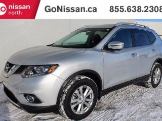 Used 2016 Nissan Rogue SV Technology Pkg for sale in Edmonton, AB