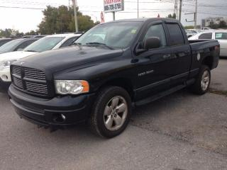 Used 2005 Dodge Ram 1500 ST- Hemi for sale in Oshawa, ON