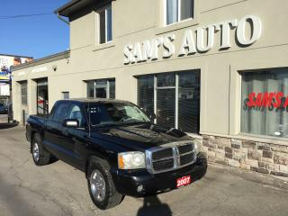Used 2007 Dodge Dakota SLT REDUCED SALE for sale in Hamilton, ON