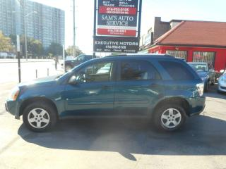 Used 2006 Chevrolet Equinox LS for sale in Scarborough, ON