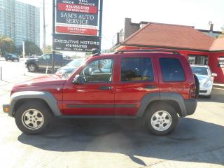 Used 2007 Jeep Liberty 4x4 for sale in Scarborough, ON