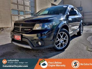 Used 2014 Dodge Journey RT for sale in Richmond, BC