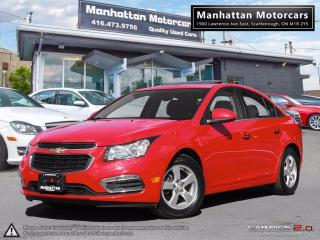 Used 2015 Chevrolet Cruze 2LT |NAV|ROOF|CAM|LEATHER|WARRANTY|41,000KM for sale in Scarborough, ON