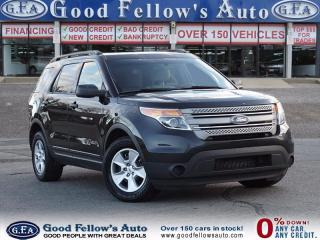 Used 2014 Ford Explorer 7 PASSENGERS, FWD, 3.5 LITER, 6CYL for sale in North York, ON