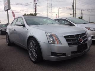 Used 2009 Cadillac CTS $177.07/bi-wkly*** for sale in Oshawa, ON