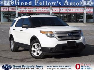 Used 2013 Ford Explorer 4WD, 7 PASSENGER, 6 CYL, 3.5 LITER for sale in North York, ON