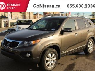 Used 2013 Kia Sorento LX - AWD, HEATED SEATS, LOW KM'S for sale in Edmonton, AB