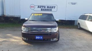 Used 2011 Ford Flex LTD for sale in Barrie, ON