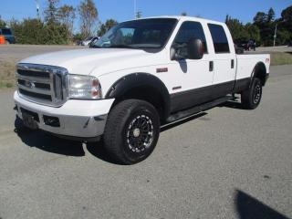 Used 2005 Ford F-350 XLT FX4 CREW CAB for sale in Surrey, BC