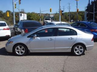 Used 2007 Honda Civic EX *LEATHER-SUNROOF* for sale in Kitchener, ON