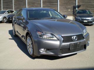 Used 2014 Lexus GS 350 AWD NAV LEATHER ROOF GORGEOUS JUST IN for sale in Toronto, ON
