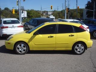 Used 2003 Ford Focus ZX5 *LEATHER-SUNROOF* for sale in Kitchener, ON
