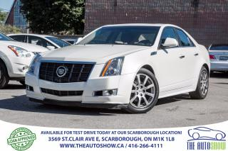 Used 2013 Cadillac CTS CTS4 AWD PanoRoof BackupCam for sale in Caledon, ON
