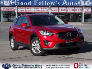 Used 2014 Mazda CX-5 GS MODEL, SUNROOF, FWD, REARVIEW CAMERA, 2.5 LITER for sale in North York, ON