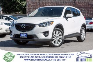 Used 2013 Mazda CX-5 GT AWD NAVI BackupCam Sunroof Leather for sale in Caledon, ON