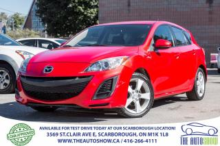 Used 2011 Mazda MAZDA3 Sport Hatchback Alloys NO-ACCIDENTS for sale in Caledon, ON