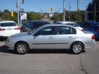 Used 2005 Chevrolet Malibu LS for sale in Kitchener, ON