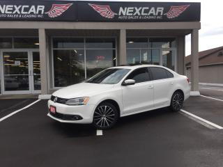 Used 2013 Volkswagen Jetta 2.5L HIGHLINE AUT0 NAVI LEATHER SUNROOF 73K for sale in North York, ON