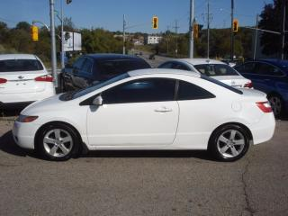 Used 2007 Honda Civic EX Coupe for sale in Kitchener, ON