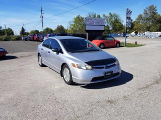 Used 2008 Honda Civic DX-G for sale in Komoka, ON