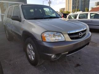 Used 2004 Mazda Tribute LX for sale in Scarborough, ON