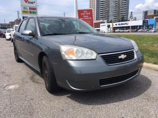 Used 2006 Chevrolet Malibu Maxx LT for sale in Scarborough, ON