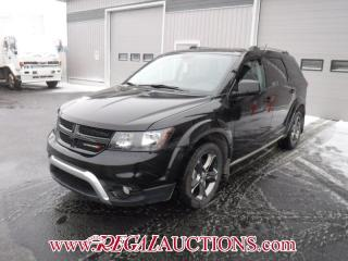 Used 2015 Dodge JOURNEY CROSSROAD 4D UTILITY FWD 3.6L for sale in Calgary, AB