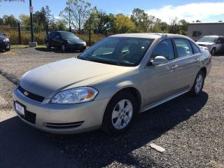 Used 2009 Chevrolet IMPALA LS * SATELLITE RADIO SYSTEM for sale in London, ON