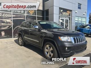 Used 2011 Jeep Grand Cherokee Limited for sale in Edmonton, AB