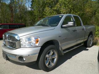 Used 2008 Dodge Ram 1500 SLT for sale in Owen Sound, ON