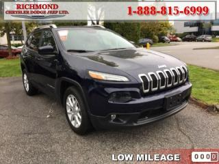 Used 2014 Jeep Cherokee North for sale in Richmond, BC