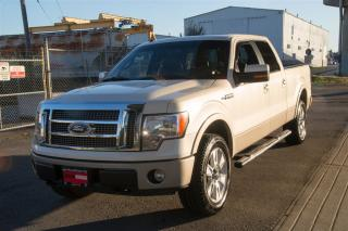 Used 2009 Ford F-150 Lariat for sale in Langley, BC