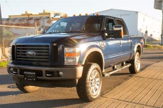 Used 2008 Ford F-350 Lariat Tuned!!! Must See! Langley Location for sale in Langley, BC