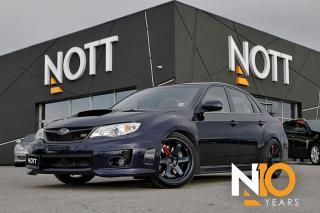 Used 2012 Subaru WRX STI Sport-tech 400+ whp fully buil for sale in Winnipeg, MB