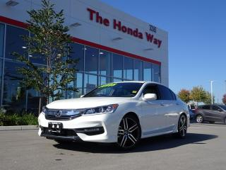 Used 2017 Honda Accord Sport CVT for sale in Abbotsford, BC