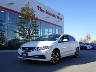 Used 2014 Honda Civic Sedan EX for sale in Abbotsford, BC