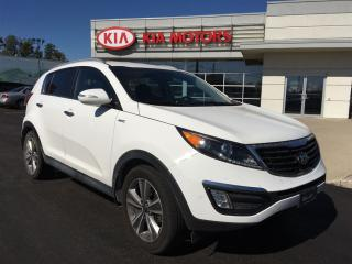 Used 2014 Kia Sportage SX TURBO for sale in Woodstock, ON