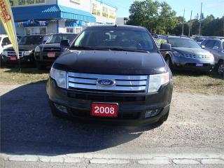 Used 2008 Ford Edge Limited for sale in London, ON
