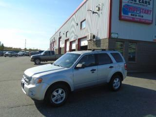 Used 2012 Ford Escape XLT for sale in Sudbury, ON
