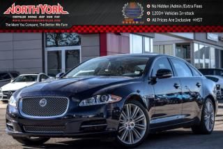 Used 2015 Jaguar XJ XJL Portfolio|Sunroof|Nav.|Leather|MeridianAudio|Heat&Vent.Seats|20