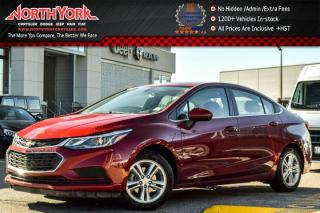 Used 2017 Chevrolet Cruze LT|BlindSpot|Backup_Cam|Sunroof|BOSE|Heat Frnt.Seats|16