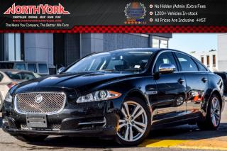 Used 2013 Jaguar XJ XJL Portfolio AWD|Pkng_Sensors|Heat Frnt.Seats|Meridian Audio for sale in Thornhill, ON