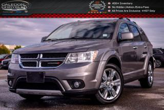 Used 2013 Dodge Journey R/T AWD 7 Seater Navi Sunroof DVD Backup Cam Bluetooth Leather 19