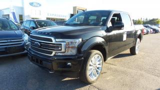 New 2018 Ford F-150 Limited  for sale in Stratford, ON