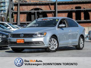 Used 2015 Volkswagen Jetta TDI TRENDLINE PLUS MANUAL for sale in Toronto, ON