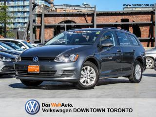 Used 2015 Volkswagen Golf Wagon TRENDLINE TSI for sale in Toronto, ON